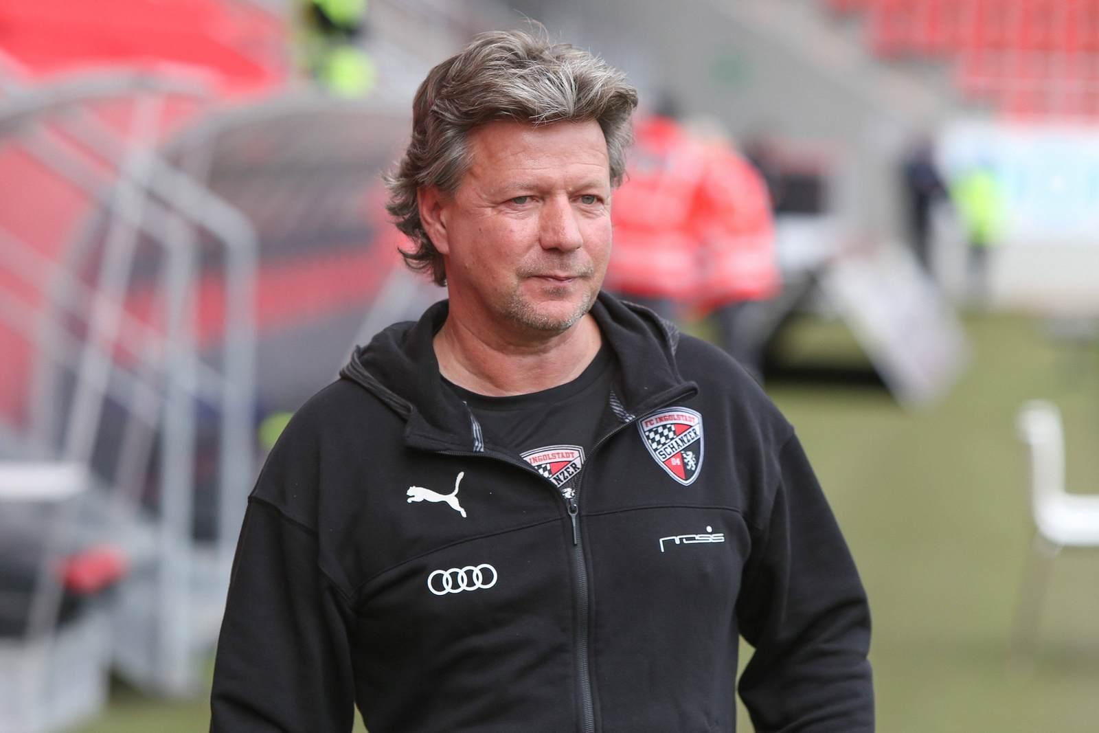 Jeff Saibene beim FC Ingolstadt