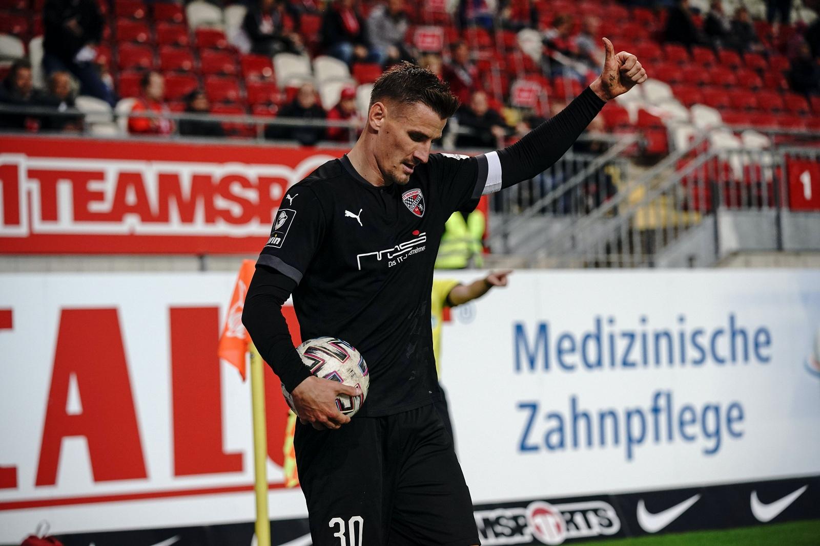 Stefan Kutschke beim FC Ingolstadt