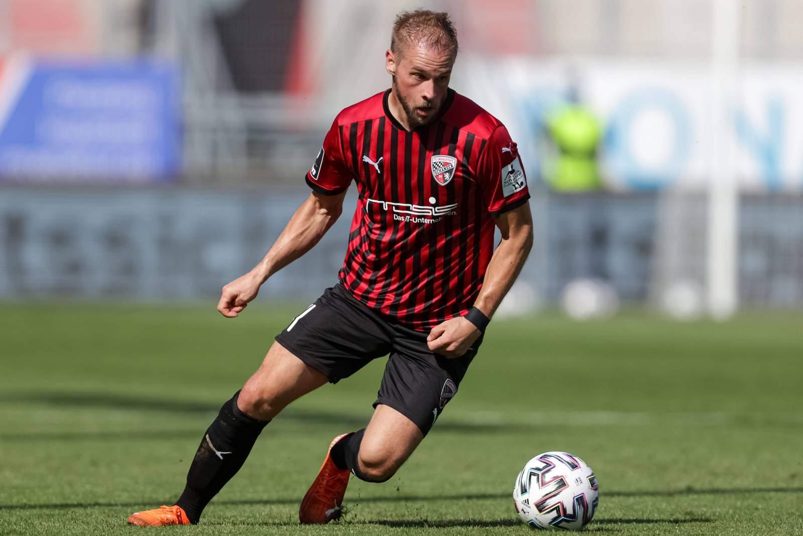 Maximilian Beister vom FC Ingolstadt