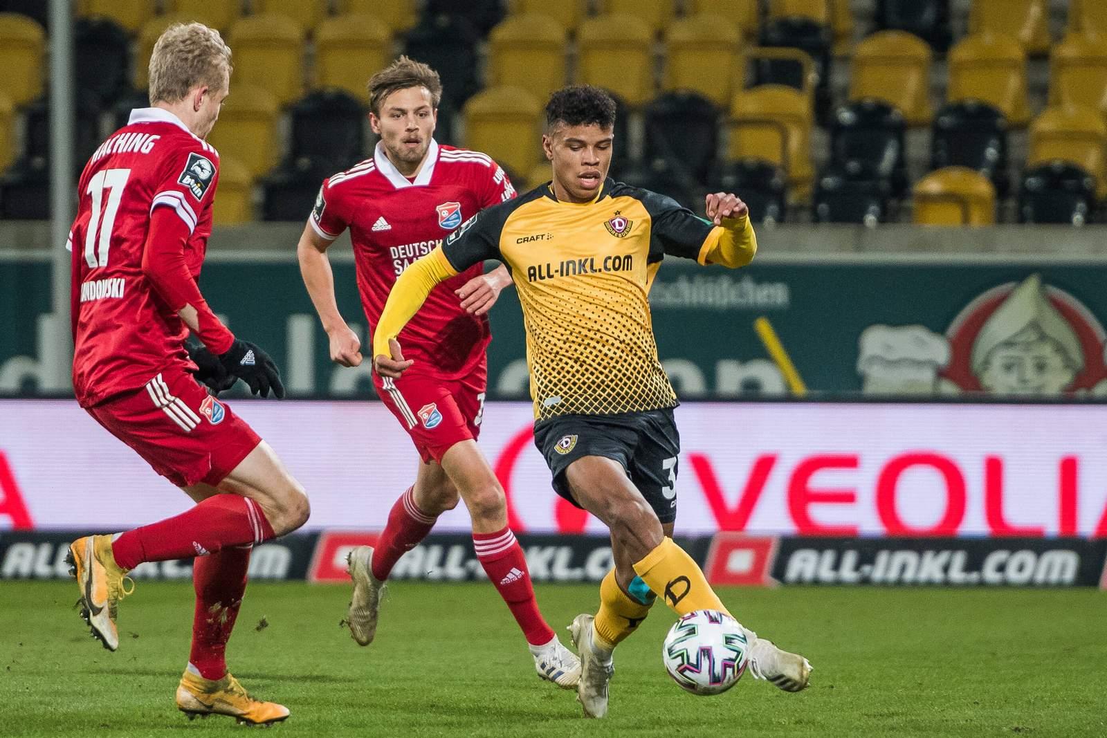Ransford Königsdörffer von Dynamo Dresden