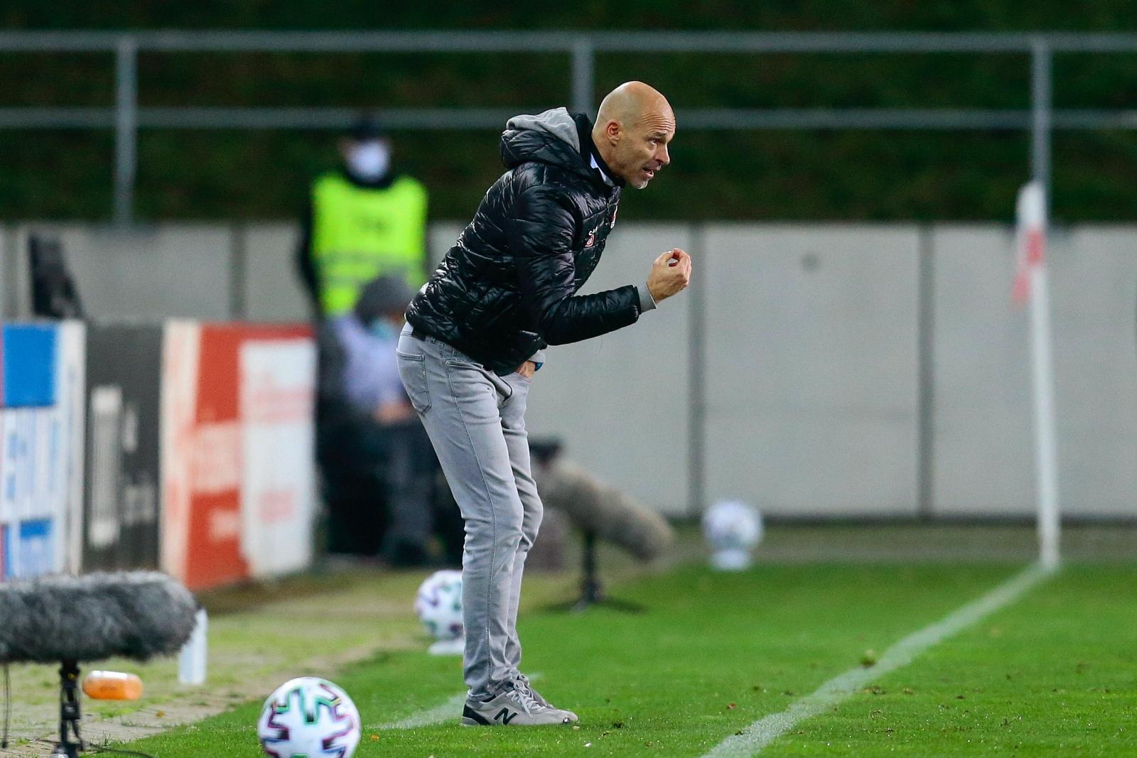Alexander Schmidt bei Türkgücü München
