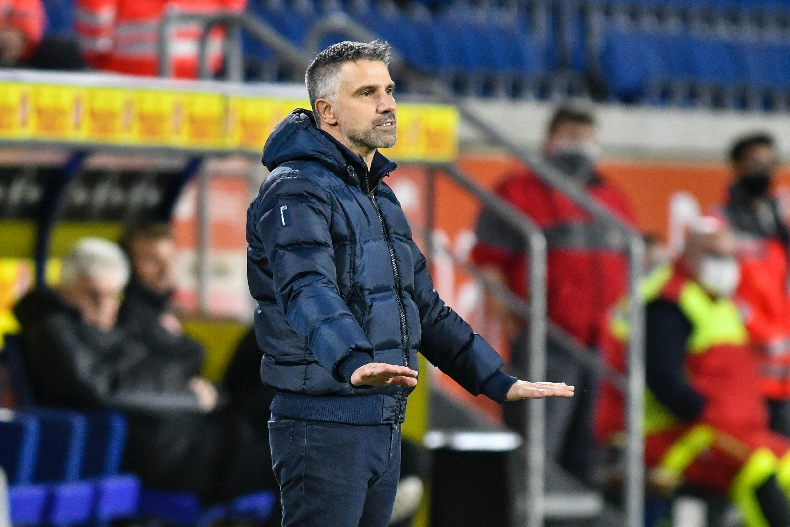 Gino Lettieri beim MSV Duisburg