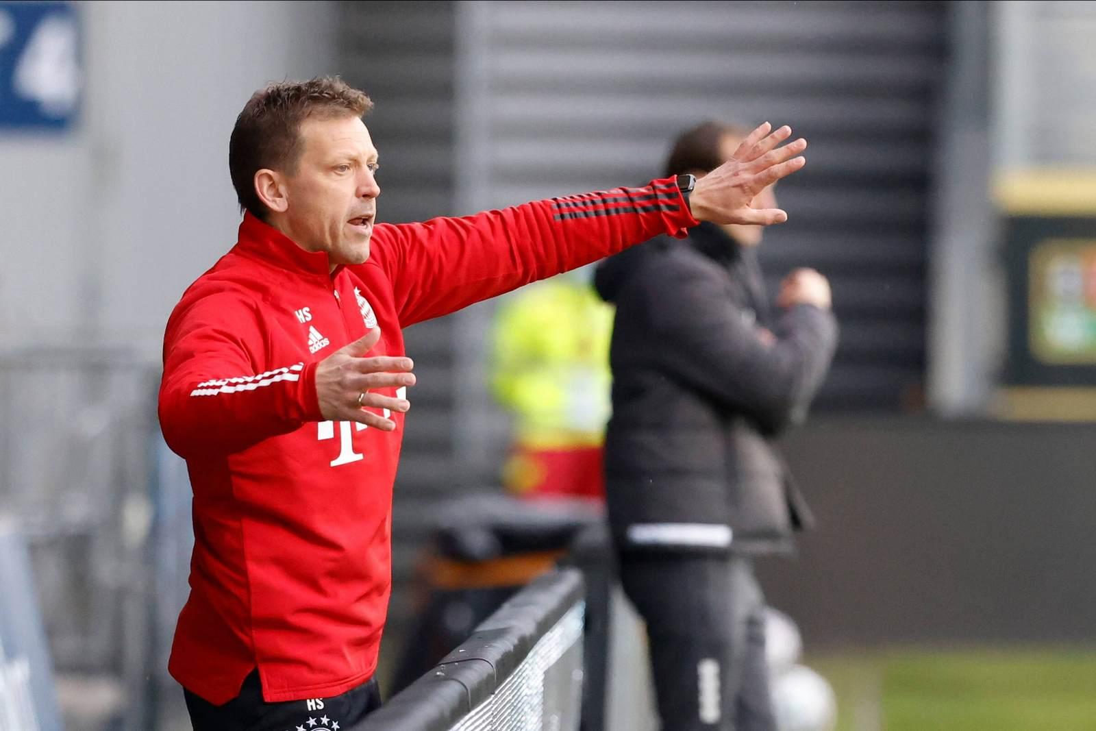 Holger Seitz beim FC Bayern
