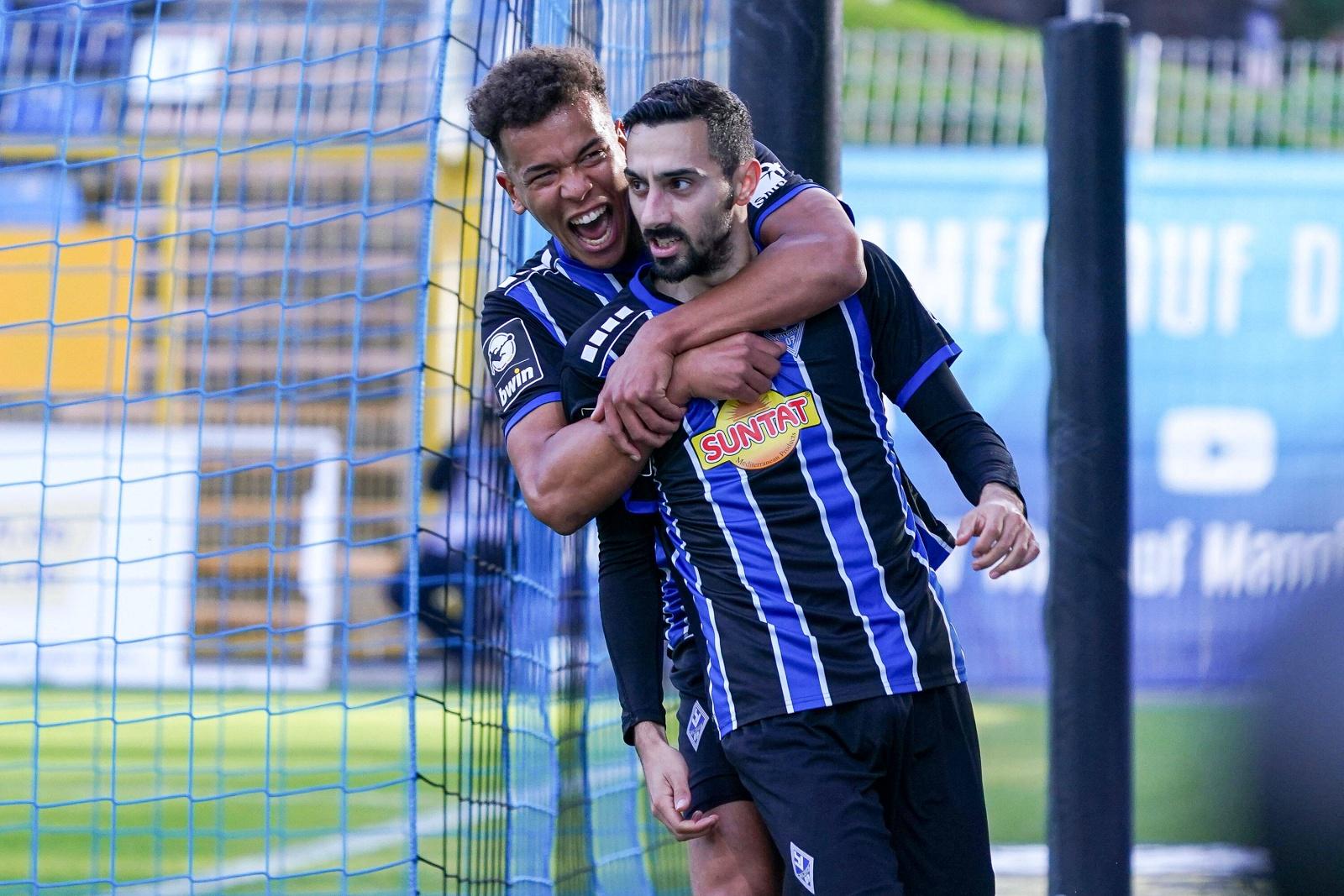 Marcel Costly und Raphael Garcia