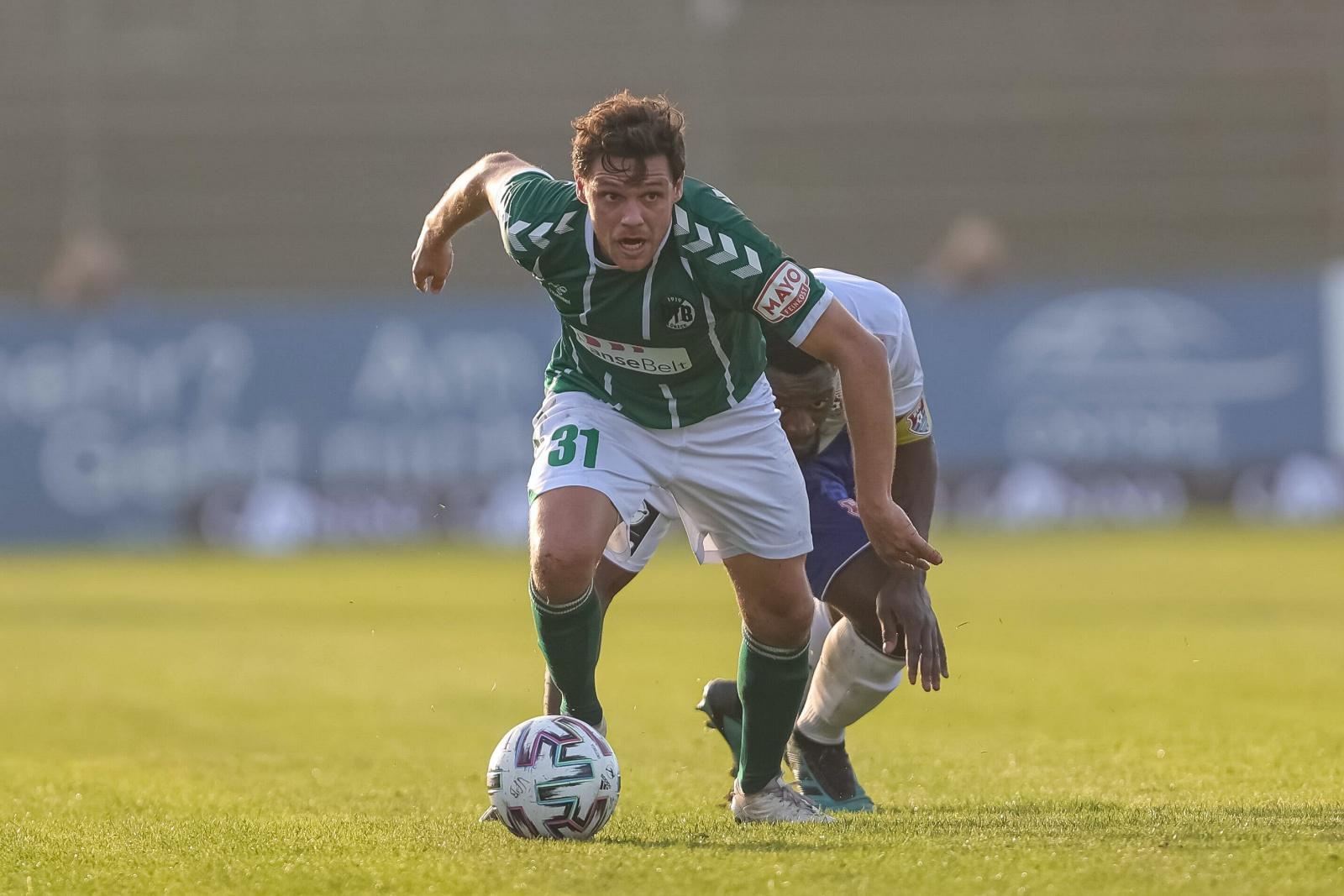 Mirko Boland beim VfB Lübeck
