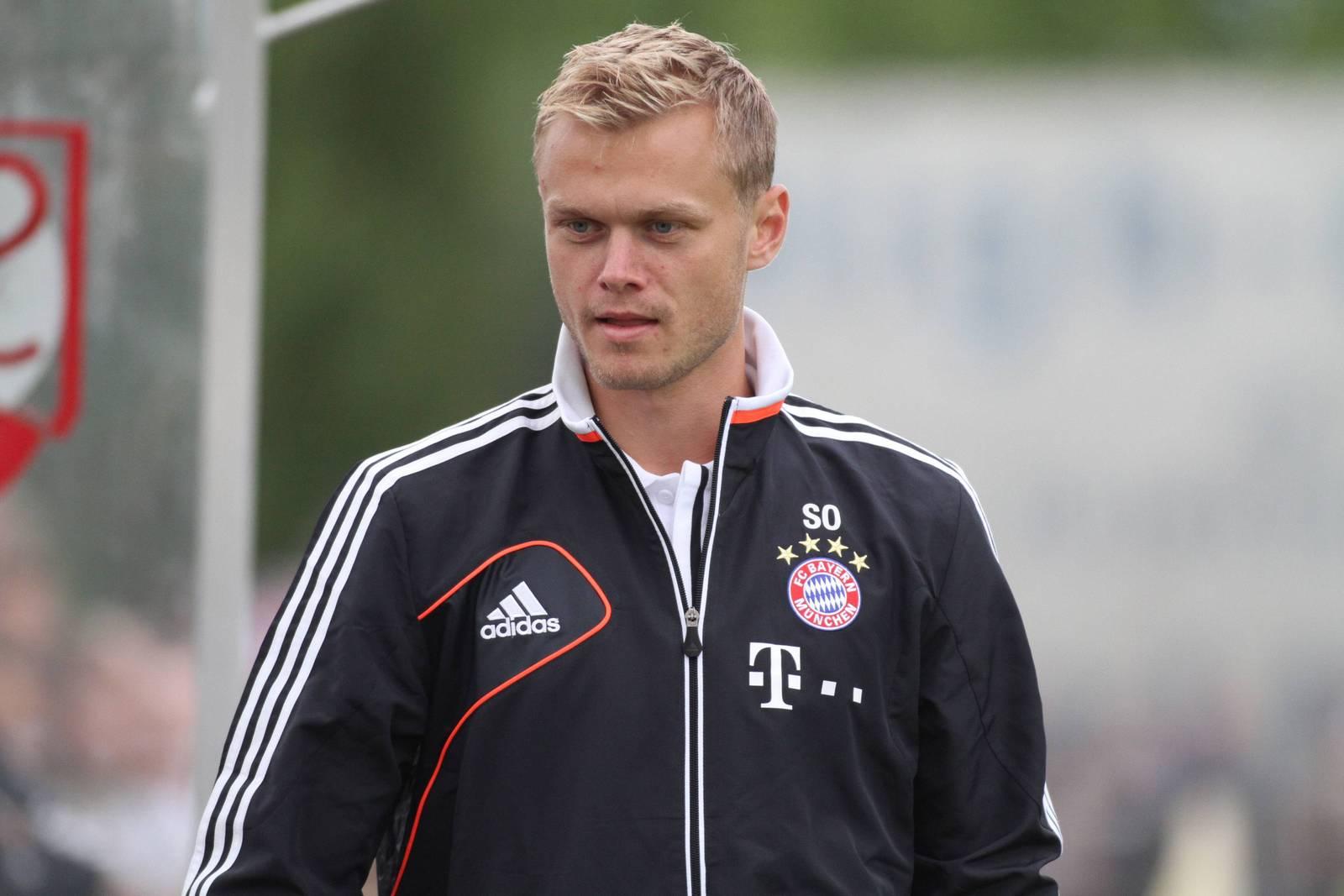 Sören Osterland beim FC Bayern