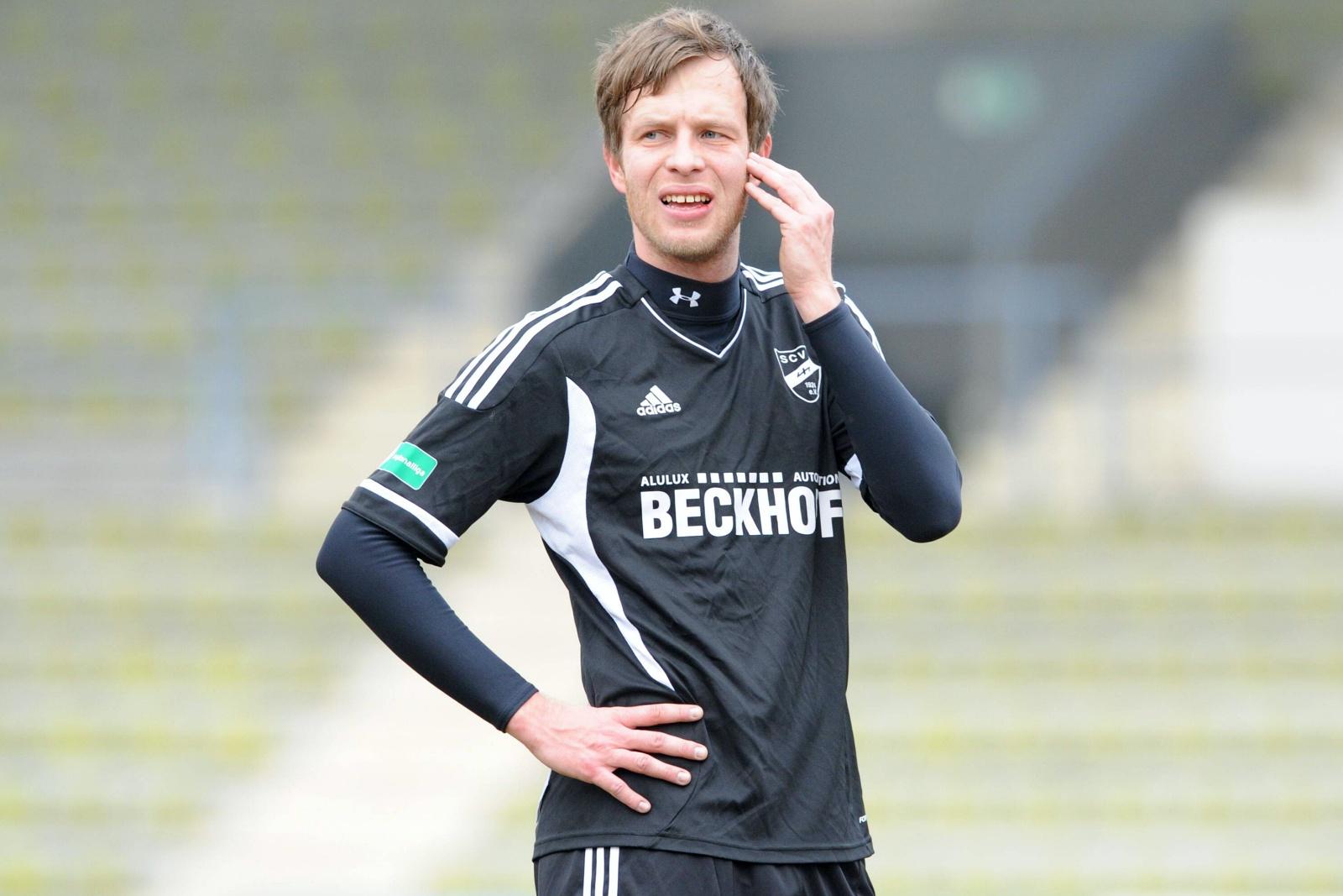 Andreas Saur beim SC Verl
