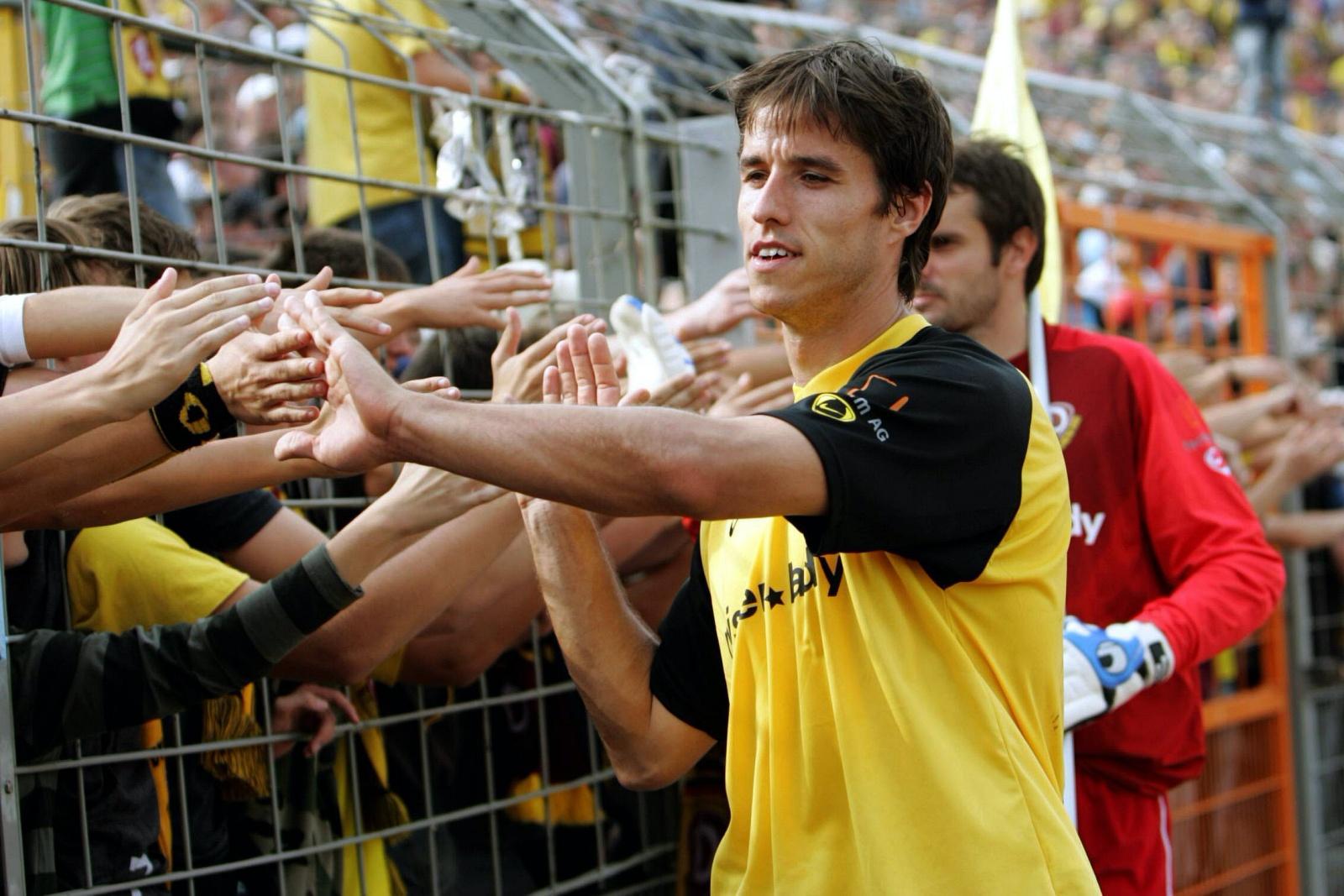 Martin Stocklasa bei Dynamo Dresden