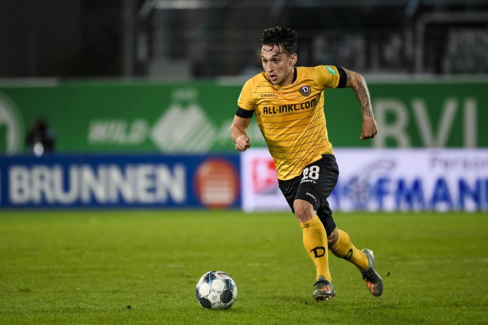 Baris Atik bei Dynamo Dresden