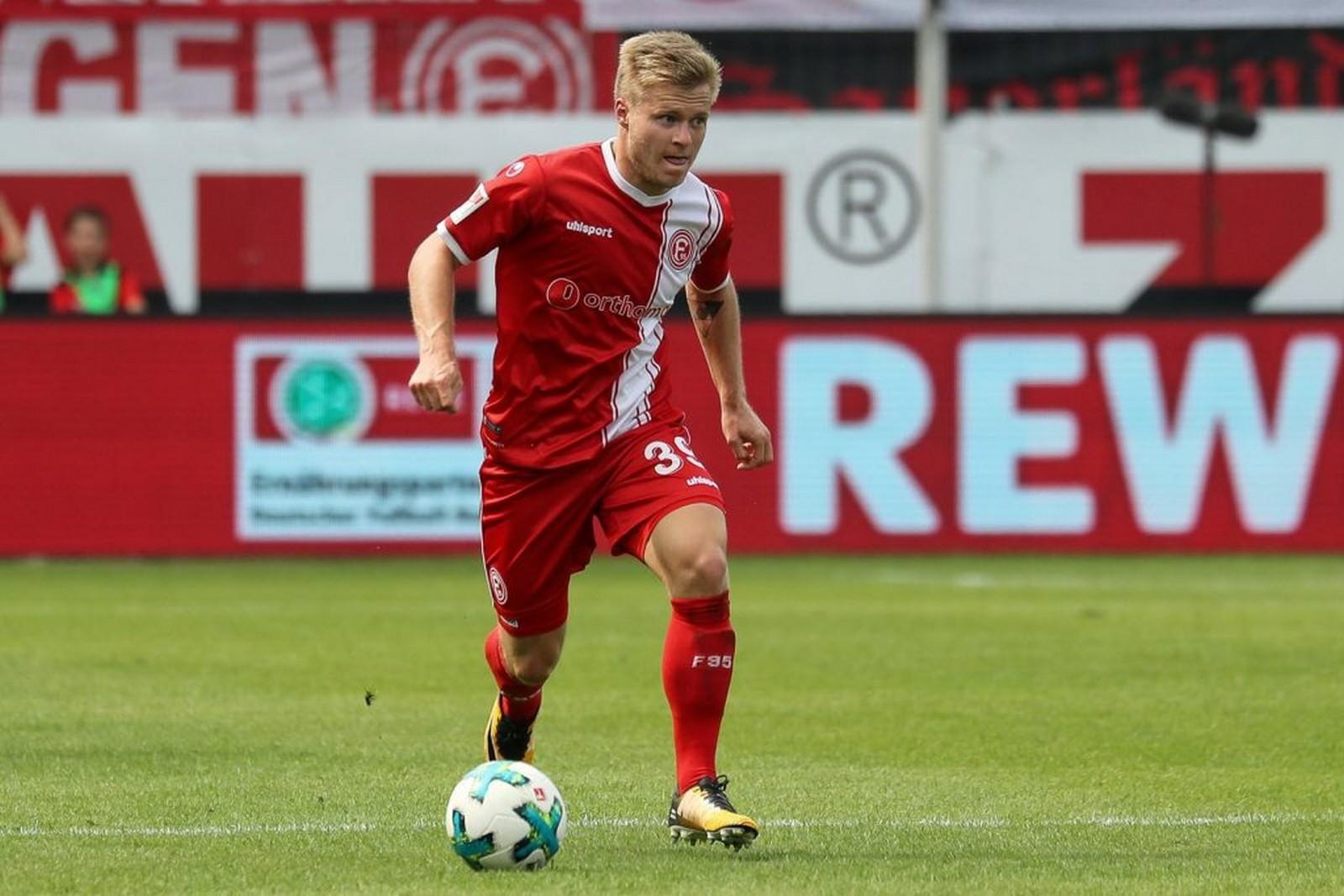 Jean Zimmer bei Fortuna Düsseldorf